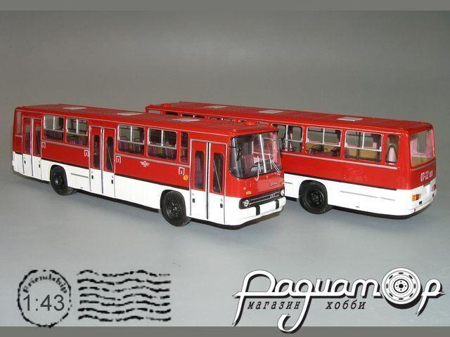 Сборная модель Ikarus 263 K5-41