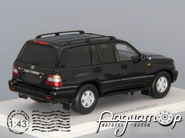 Toyota Land Cruiser 100 (1997) A001