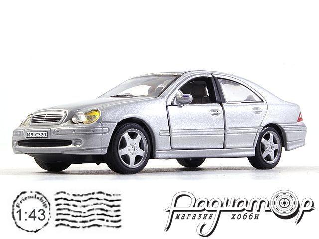 Mercedes-Benz C320 (2004) 2605110 (ZU)