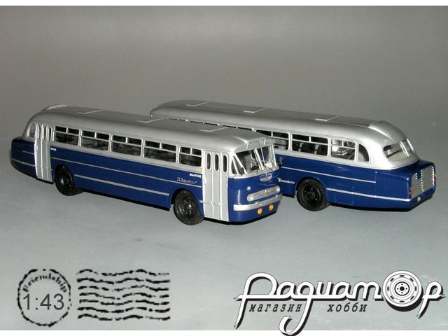 Ikarus 66 (3-0-3), для Будапешта (1955) V5-13