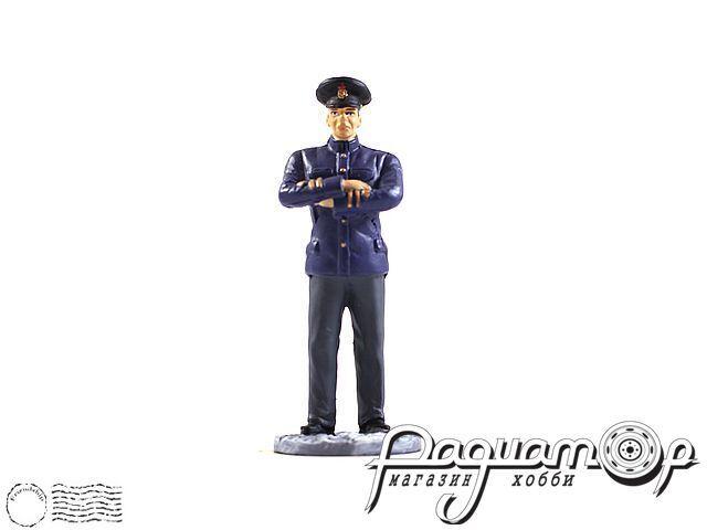 Офицер ВМФ в повседневной форме (1942-1943) (I) 1883