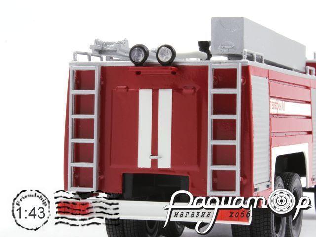 КамАЗ-53229 АЦ-7-40 пожарный (2002) 3-11