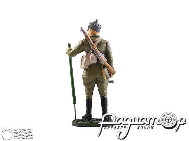 Сержант инжинерных частей РККА в полевой форме (1941-1943) (I) 1893