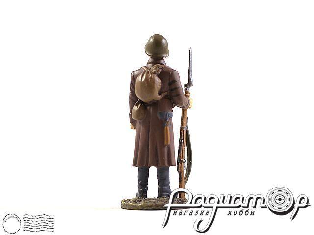 Красноармеец стрелковых частей РККА (1941) (I) 1895