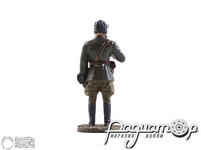 Офицер бронетанковых войск в походной форме (1941-1943) (I) 1896