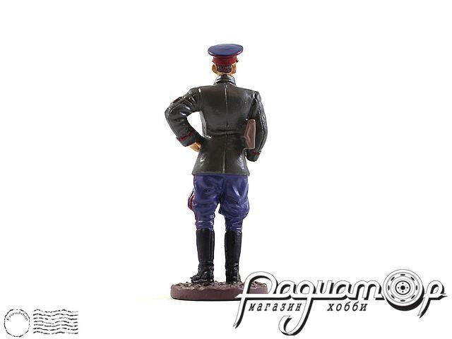 Комисар госбезопасности в повседневной форме (1941-1943) (I) 1898