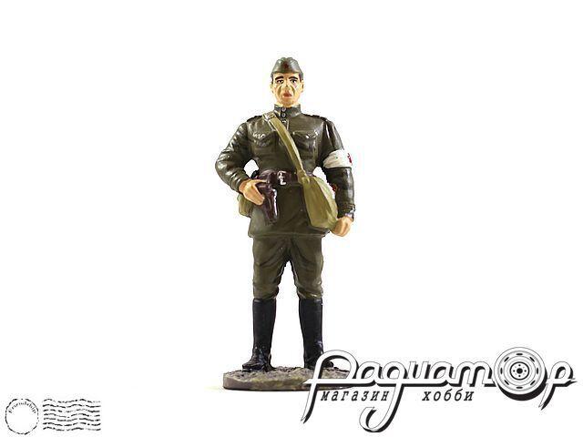 Сержант медицинской службы в полевой форме (1943-1945) (I) 1903
