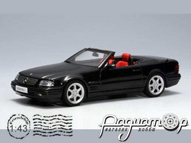 Mercedes-Benz 500SL (R129) Cabriolet (1989) 56221 (TI)