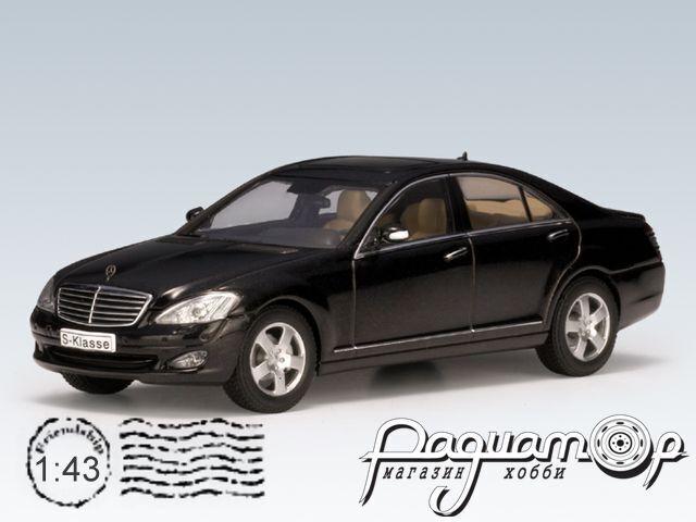 Mercedes-Benz S500 SWB (2004) 56202 (TI)