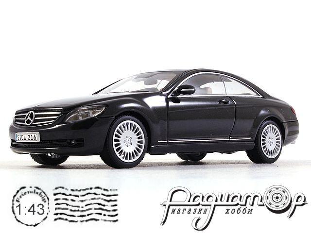 Mercedes-Benz CL-Klasse (C216) (2006) B66962246 (TI)