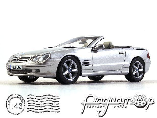 Mercedes-Benz SL-Class (R230) (2001) B66961968 (TI)