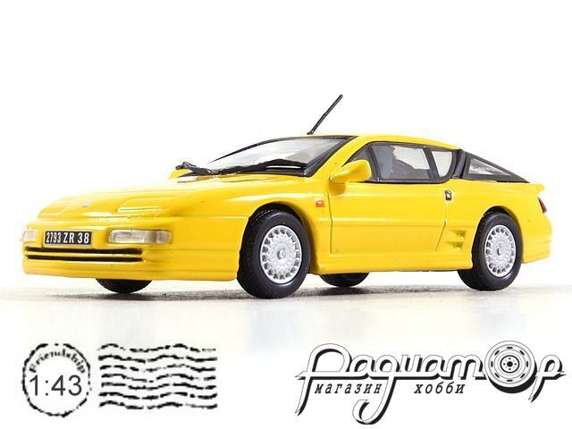 Renault Alpine A610 Turbo (1991) 517830 (TI)