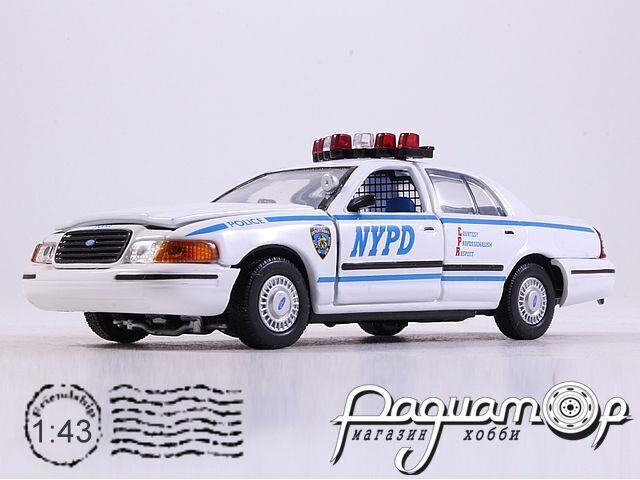 Ford Crown Victoria Police (1999) 27101 (TI)
