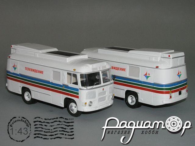 Сборная модель ПАЗ-3916 ПВС-4 K3-07