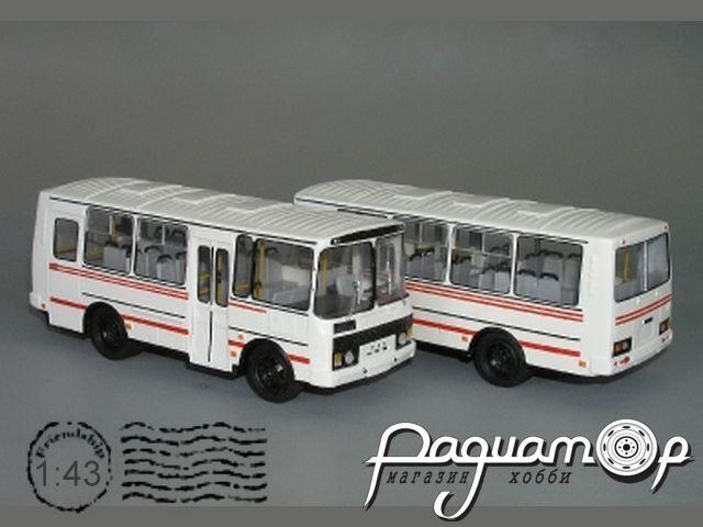 Сборная модель ПАЗ-32053 K3-68-1
