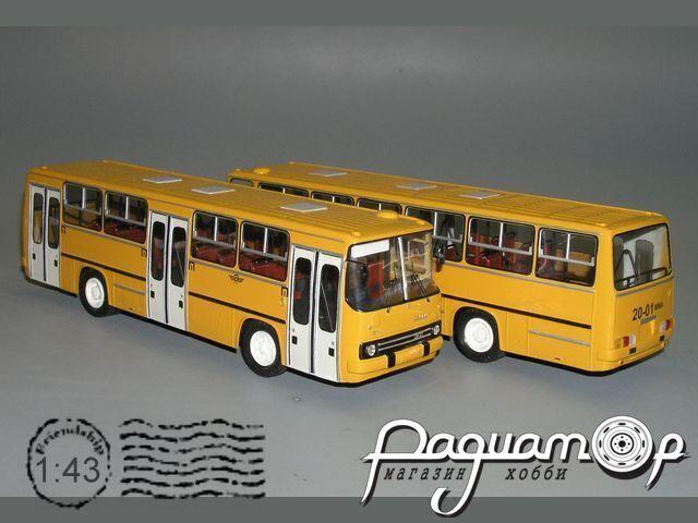 Сборная модель Ikarus 260.37 K5-35