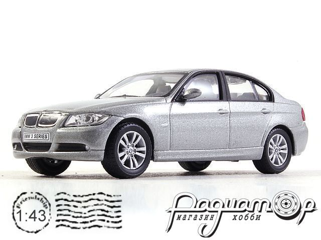 BMW 3-Series Sedan (2005) 200216 (VZ)