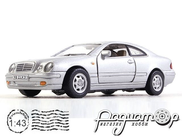 Mercedes-Benz CLK 320 (1998) 200617 (VZ)