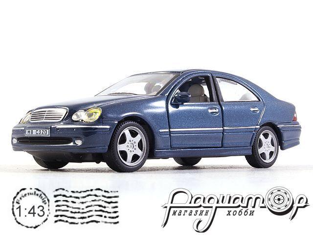 Mercedes-Benz C-Class C320 Sedan (2001) 200621 (VZ)