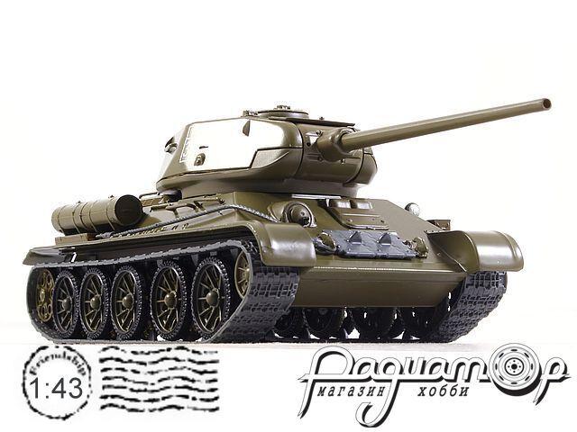 Наши Танки №41, Т-34-85 (1943)