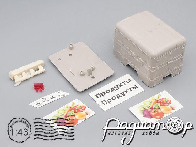 Транскит Фургон КИ-51 DNK213