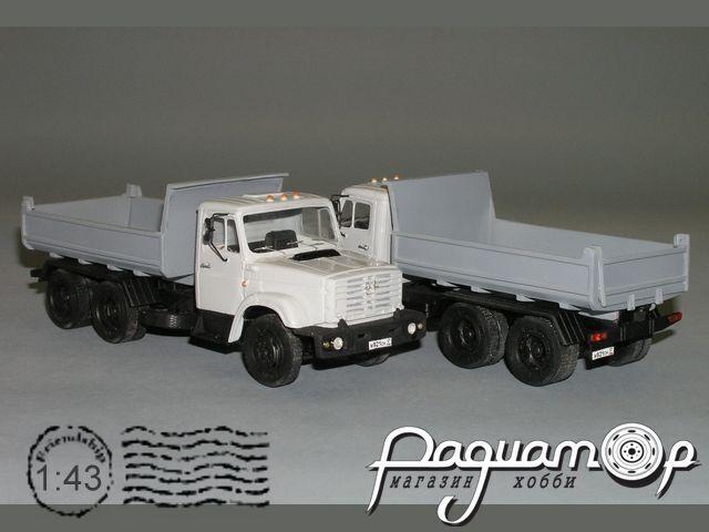 ЗиЛ-ММЗ 4520 6х4 самосвал (1996) V1-93.1
