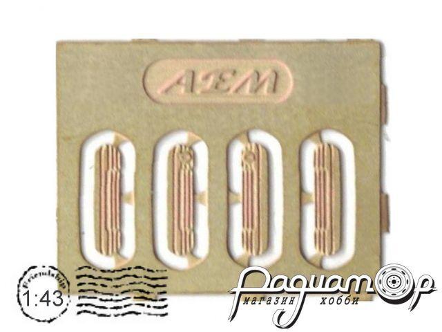 Дверные ручки ВАЗ-2121 Нива GM-FT002