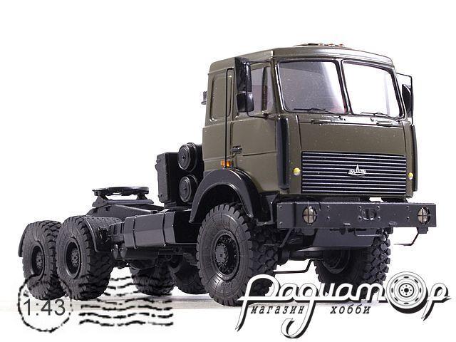 МАЗ-6425 седельный тягач (1993) NIK200633