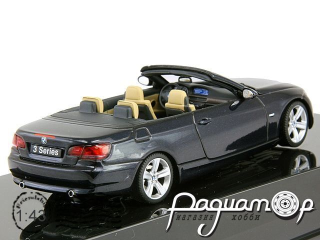BMW 3-Series Convertible (E93) (2007) 55177