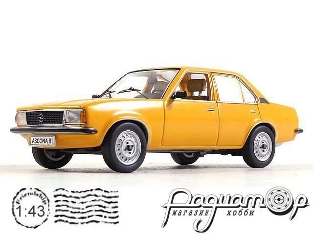 Opel Ascona B 1.6 (1975) 1799106