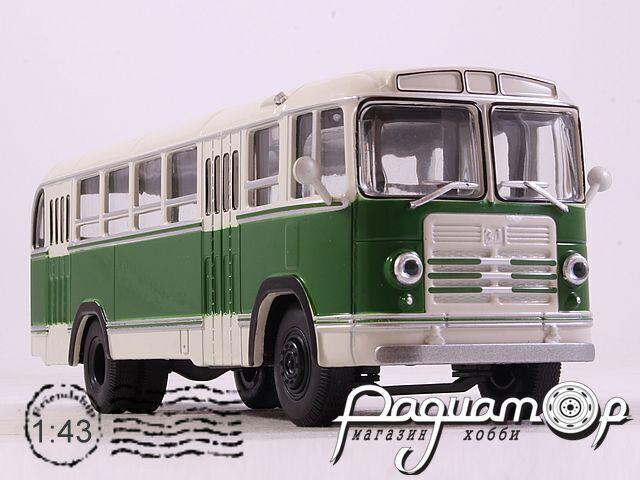 Наши Автобусы №11, ЗиЛ-158 (1957)