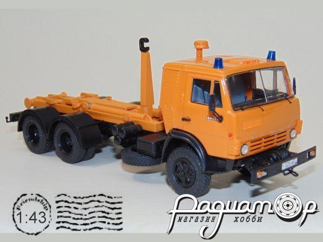 КамАЗ-53212 с мультилифтом (1979) 200662