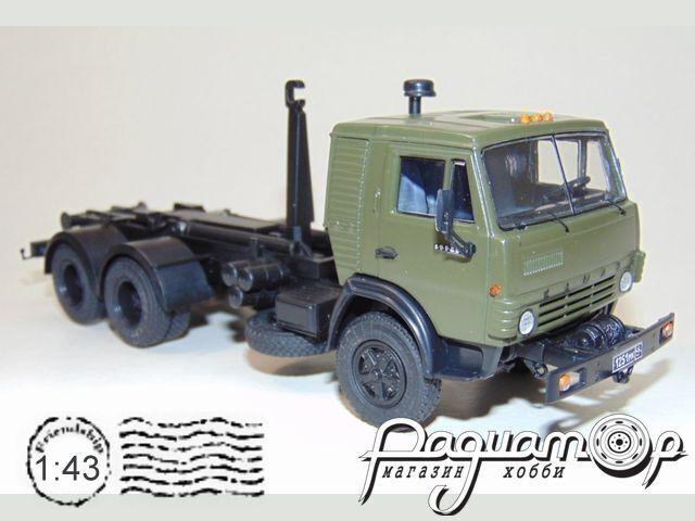 КамАЗ-53212 с мультилифтом (1979) 200663