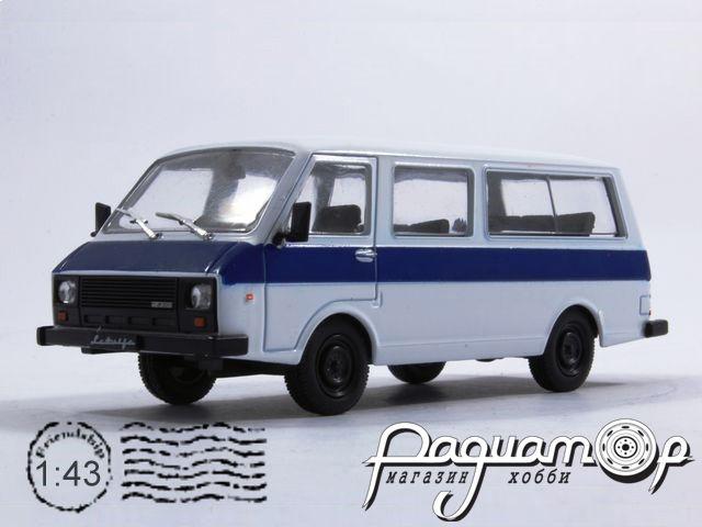 Автолегенды СССР №84, РАФ-22038 «Латвия» (1989)
