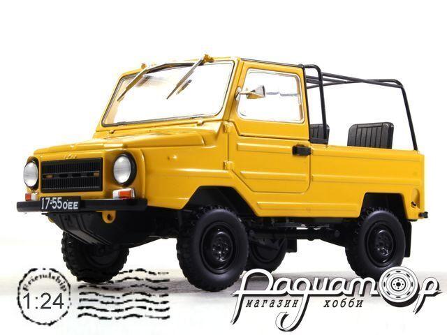 Легендарные Советские Автомобили №64, ЛУАЗ-969М «Волынь» (1979)