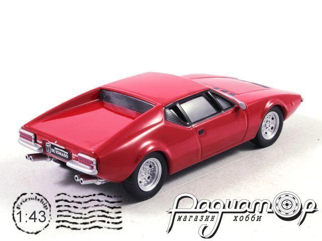 Суперкары №42, De Tomaso Pantera GTS (1970)