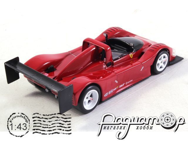 Коллекция Феррари №25 Ferrari F333 SP (1994)