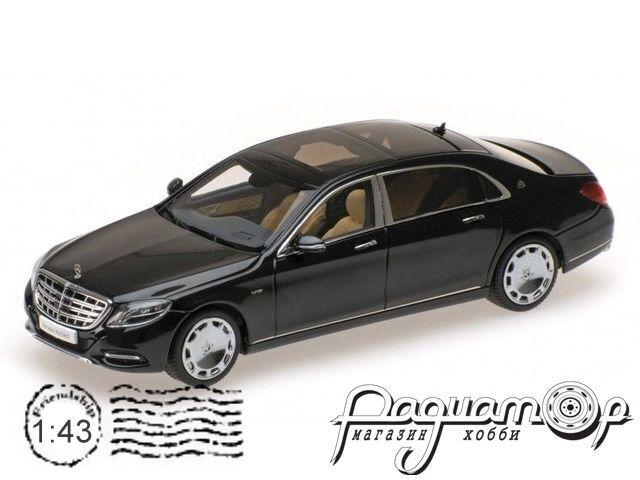 Mercedes-Benz S-Class S600 V12 Biturbo Maybach (2016) ALM420101