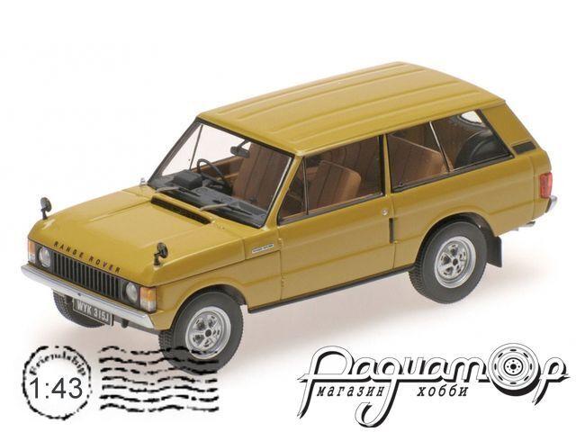 Land Rover Range Rover (1970) ALM410103