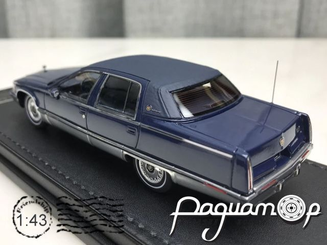 Cadillac Fleetwood Brougham (1993) 200668