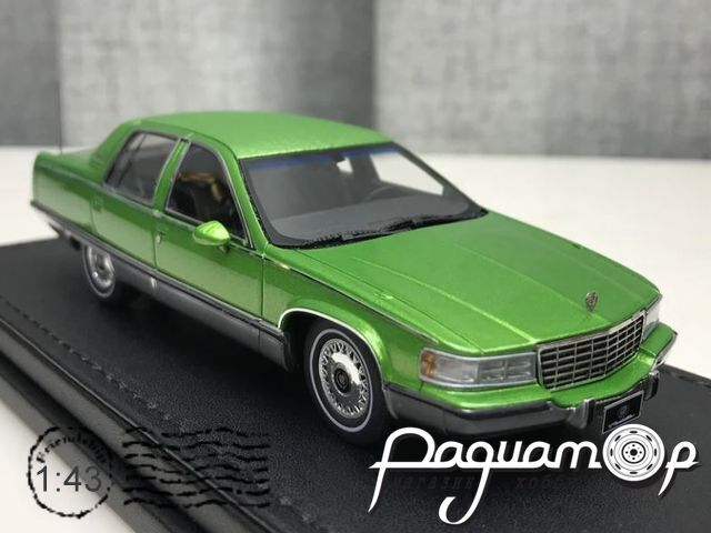 Cadillac Fleetwood Brougham (1993) 200669