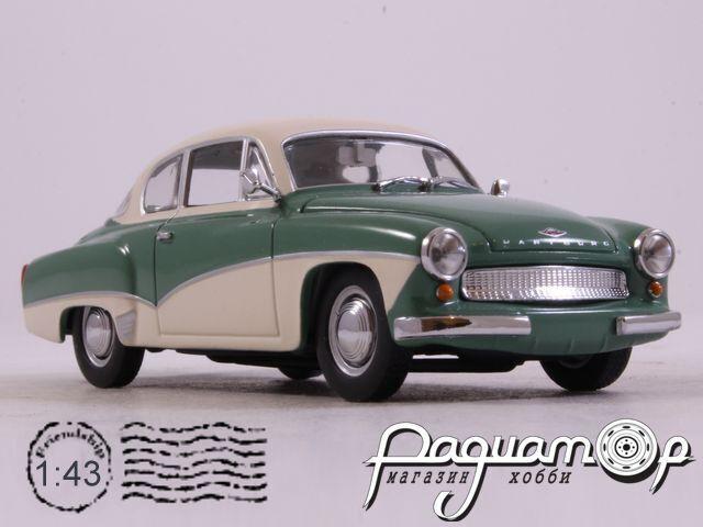 Wartburg A312 Coupe (1958) 430015922 (PV)