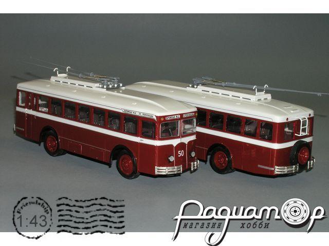 Троллейбус ЛК-5 «Лазарь Каганович» (1936) Р1-01.2