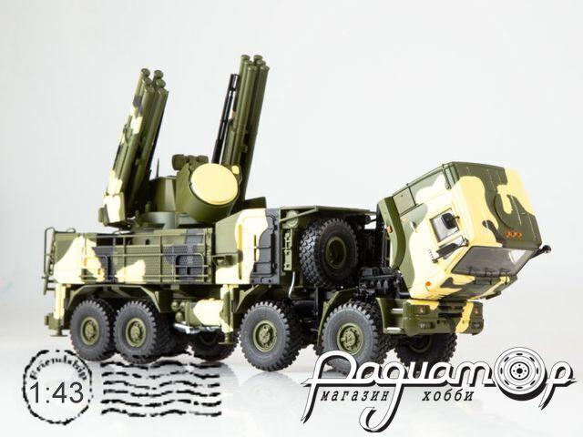 КАМАЗ-6560 ЗРПК 96К6 (Панцирь-С1) камуфляж Пустыня (2008) SSM1387