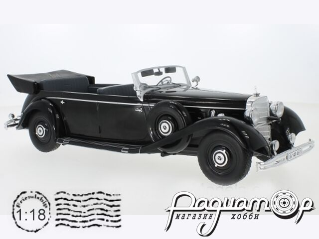 Mercedes Benz 770 (W150) Convertible (1938) MCG18207