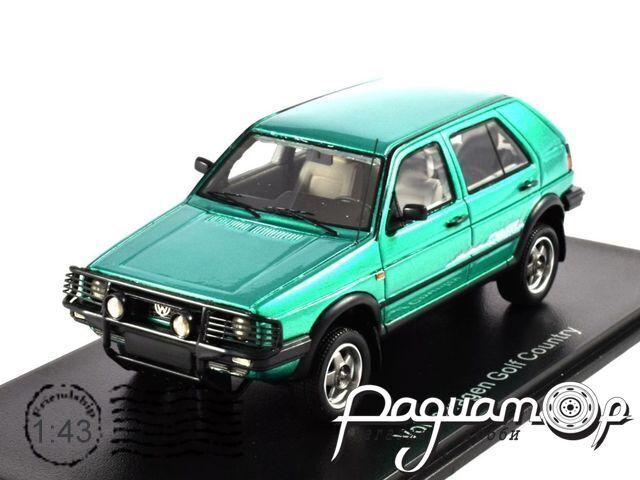 Volkswagen Golf II Country (1990) 49595