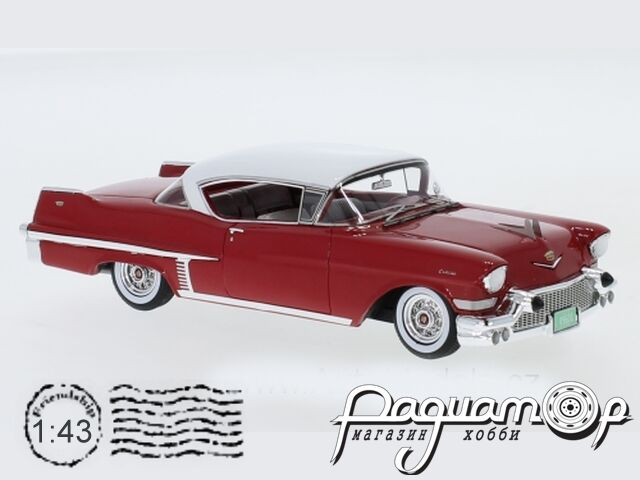 Cadillac series 62 Hardtop Coupe (1957) 49601