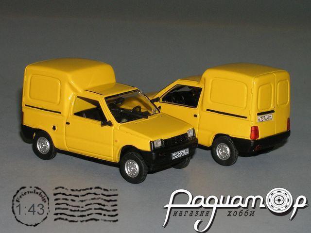 ВАЗ-17013 «Тойма» фургон (2000) РZ-78 (NB)