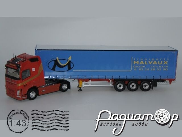 Volvo FH4 500, Transports Malvaux (2016) 116765