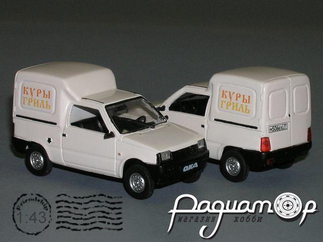 ВАЗ-17013 «Тойма» фургон Гриль (2000) РZ-78.2